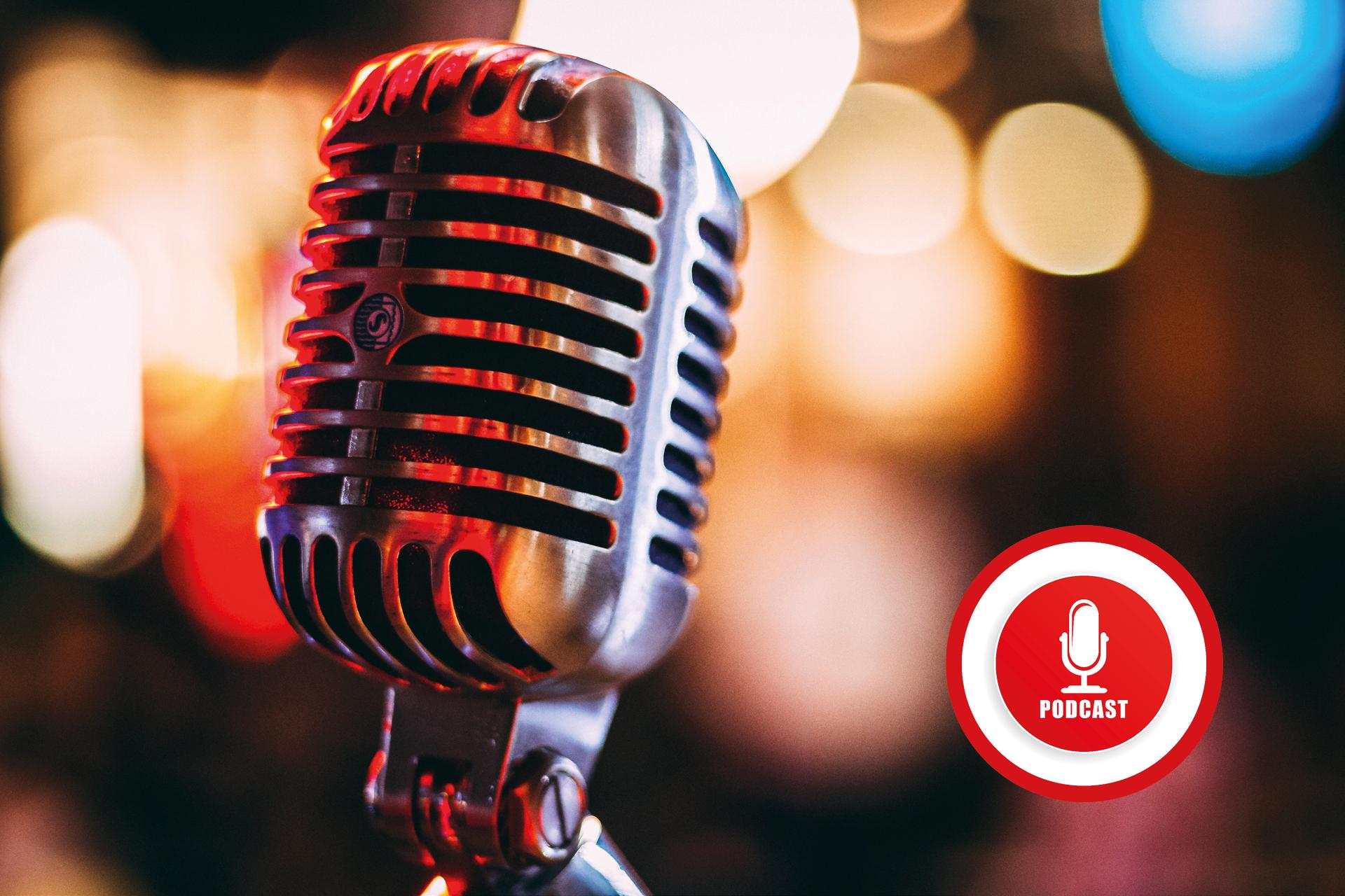 Raum für Technik-Blog: Podcasts in der Internen Kommunikation einsetzen