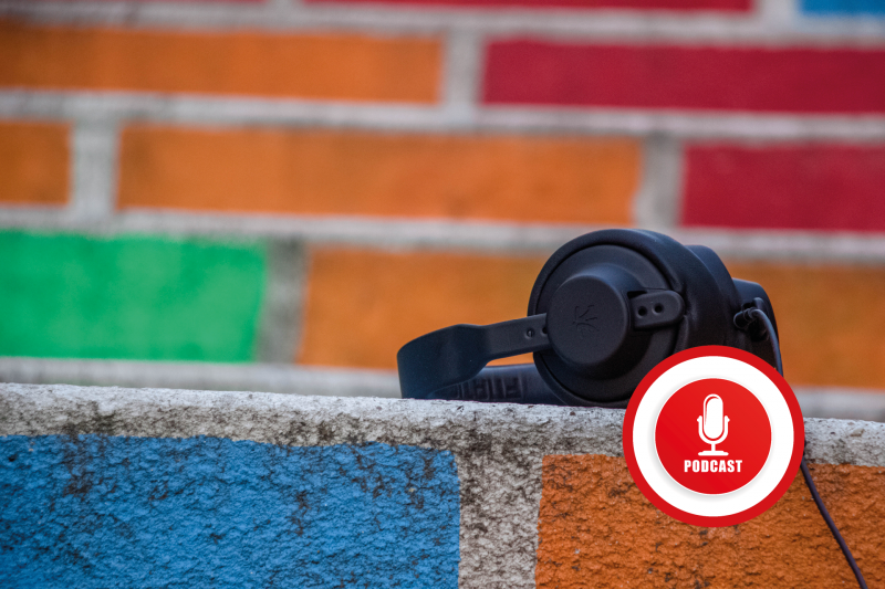 Raum für Technik-Blog: Wie kann ich den Vetriebs mit Podcasts trainieren.